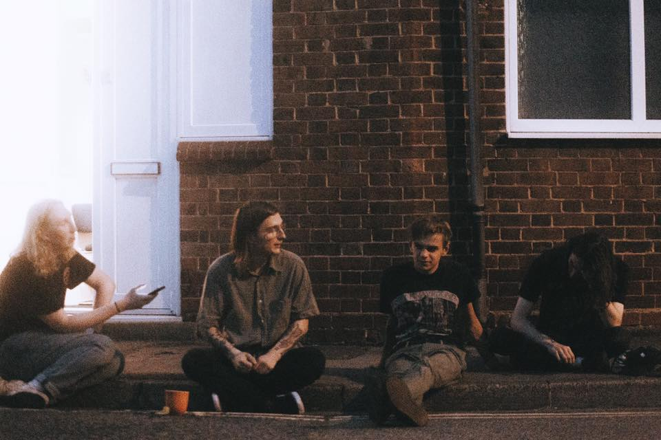 "Gun Shy: ""I like shoegaze. It's better than being labelled as a pop punk band, right?"""