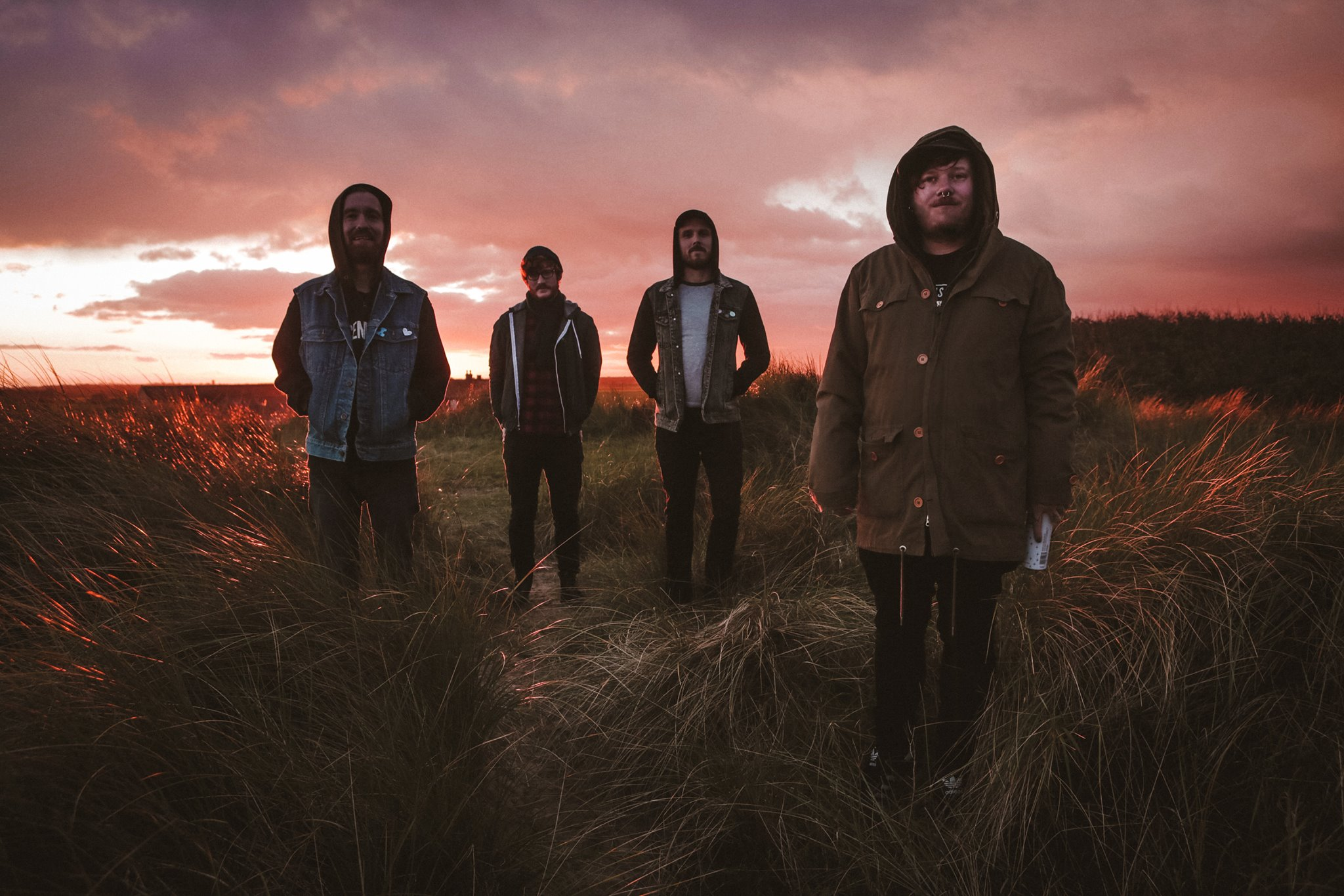 Ducking Punches – 'We just try and spread the message that it's okay to suffer… you just have to talk about it.'