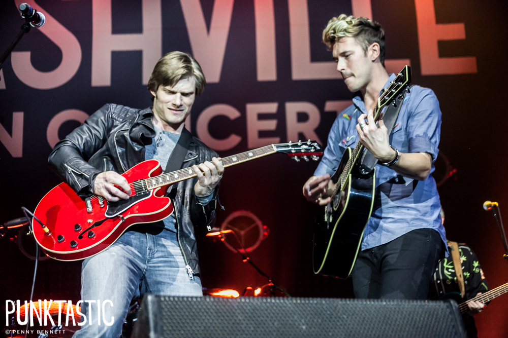 Sam Palladio & Chris Carmack
