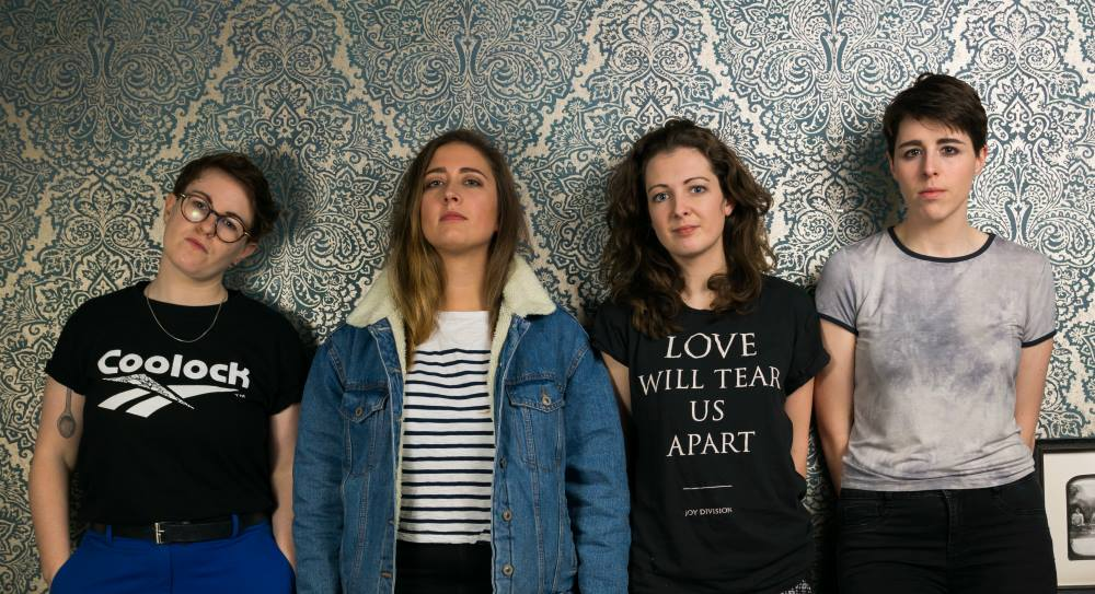 """Pillow Queens: """"There's definitely a bigger stage for women in music now"""""""