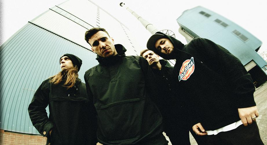"""Blood Youth – """"We were always going to go heavier and darker"""""""
