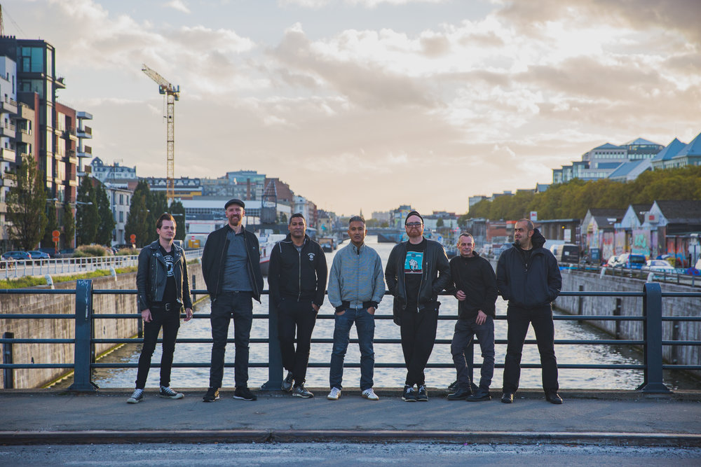 King Prawn Exclusive Track by Track for new album 'The Fabulous New Sounds Of…'