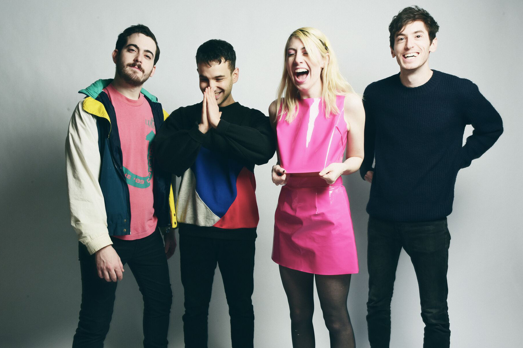 "Charly Bliss: ""I Just Hope That Our Music Makes People Feel Really Strong"""