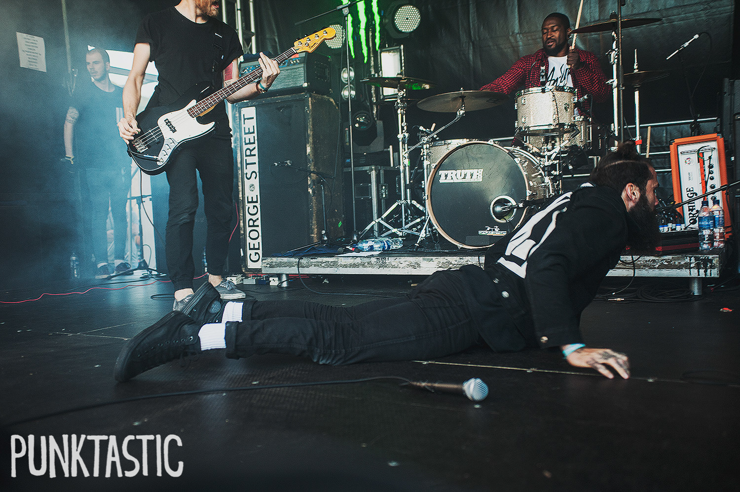 letlive. doing what they do best.