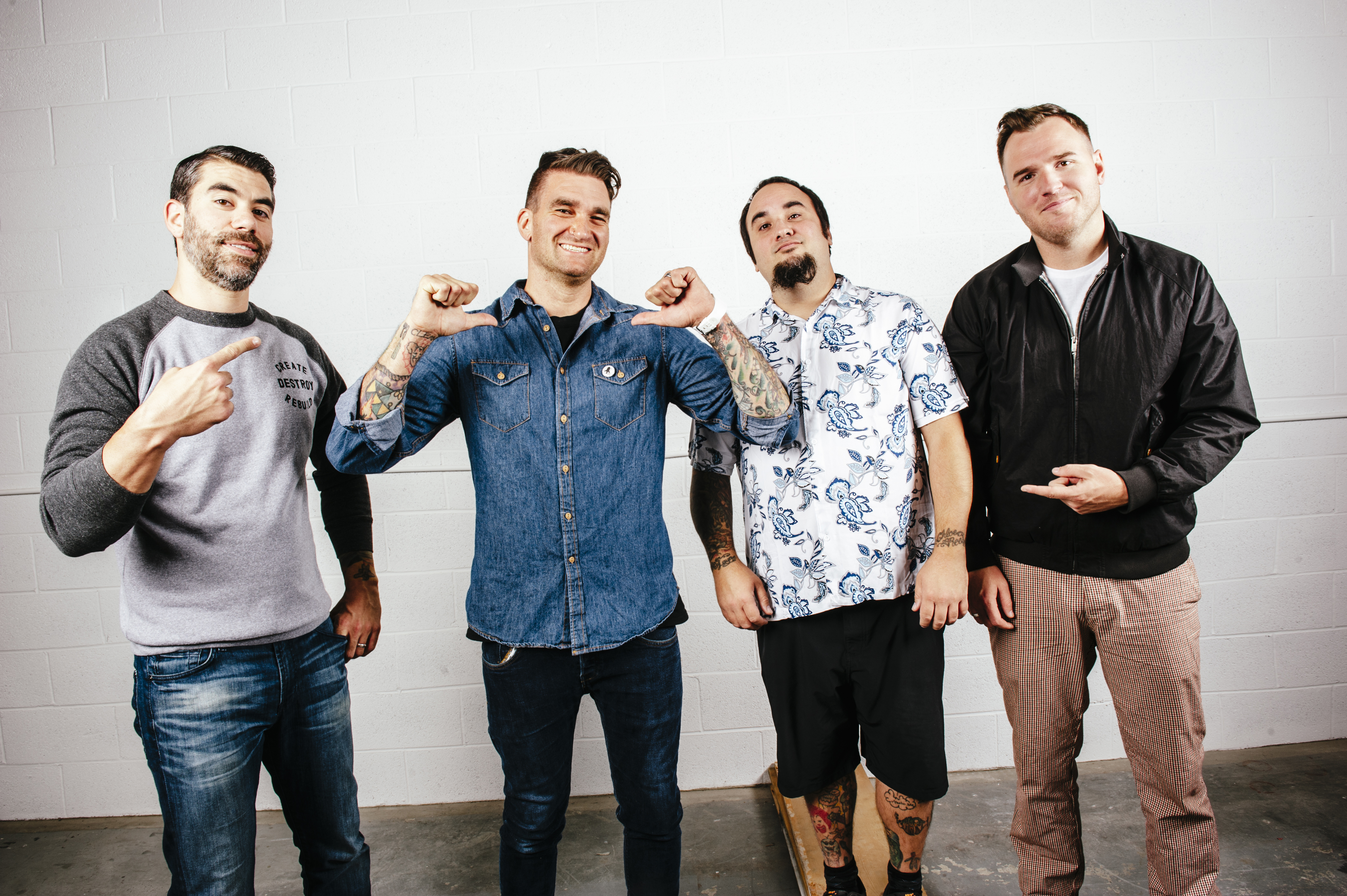 INTERVIEW: New Found Glory