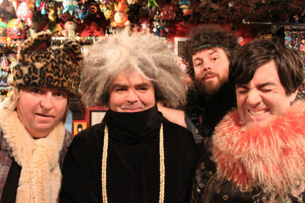 The Melvins on Cobain film and new tour DVD