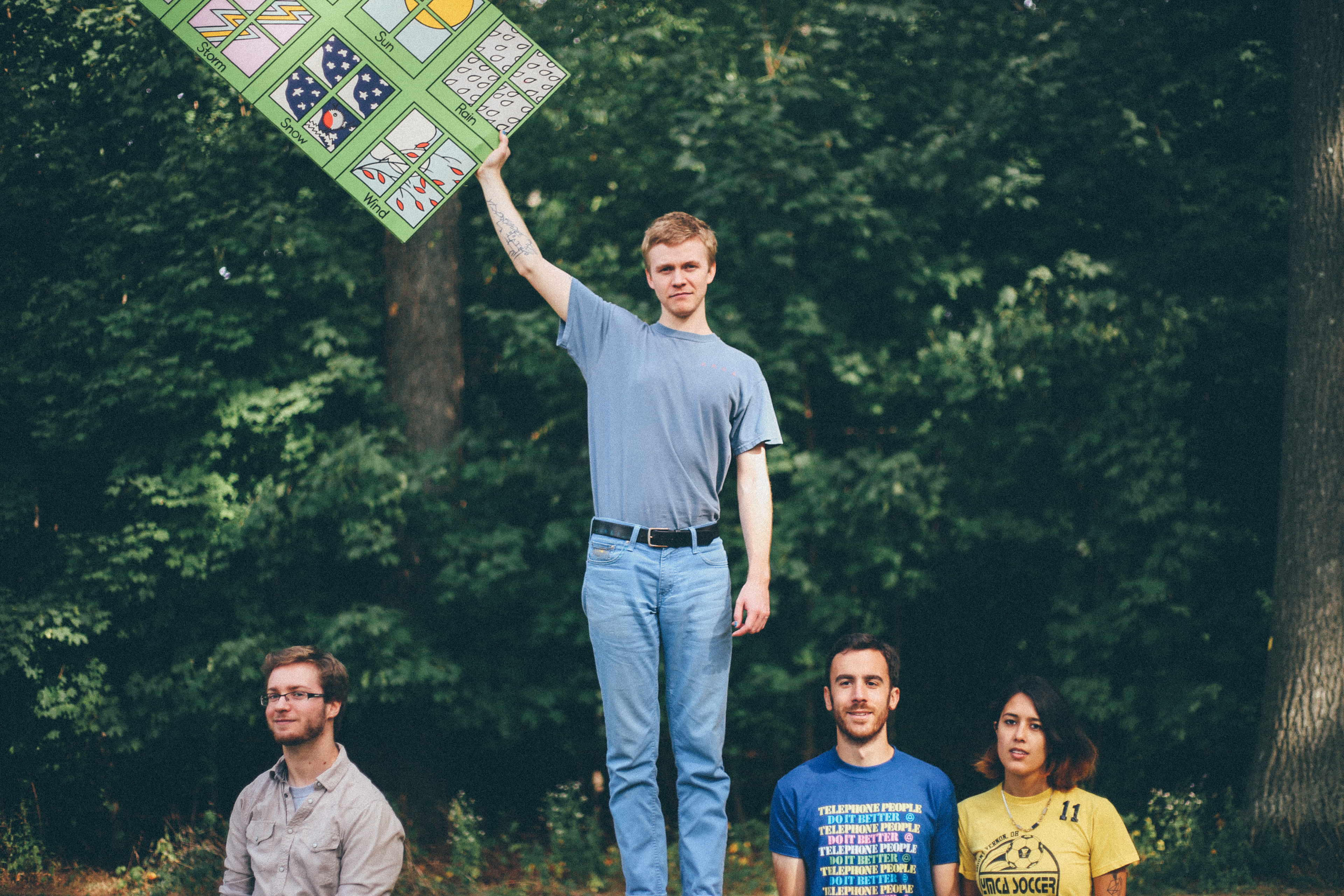 """Catching up with Pinegrove: """"It's a pretty communal project"""""""