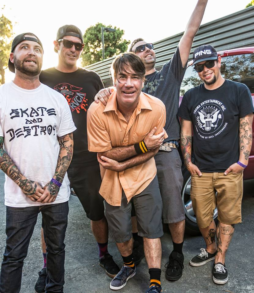 Guttermouth take on materialism with their new single, 'Mail Order Bride'
