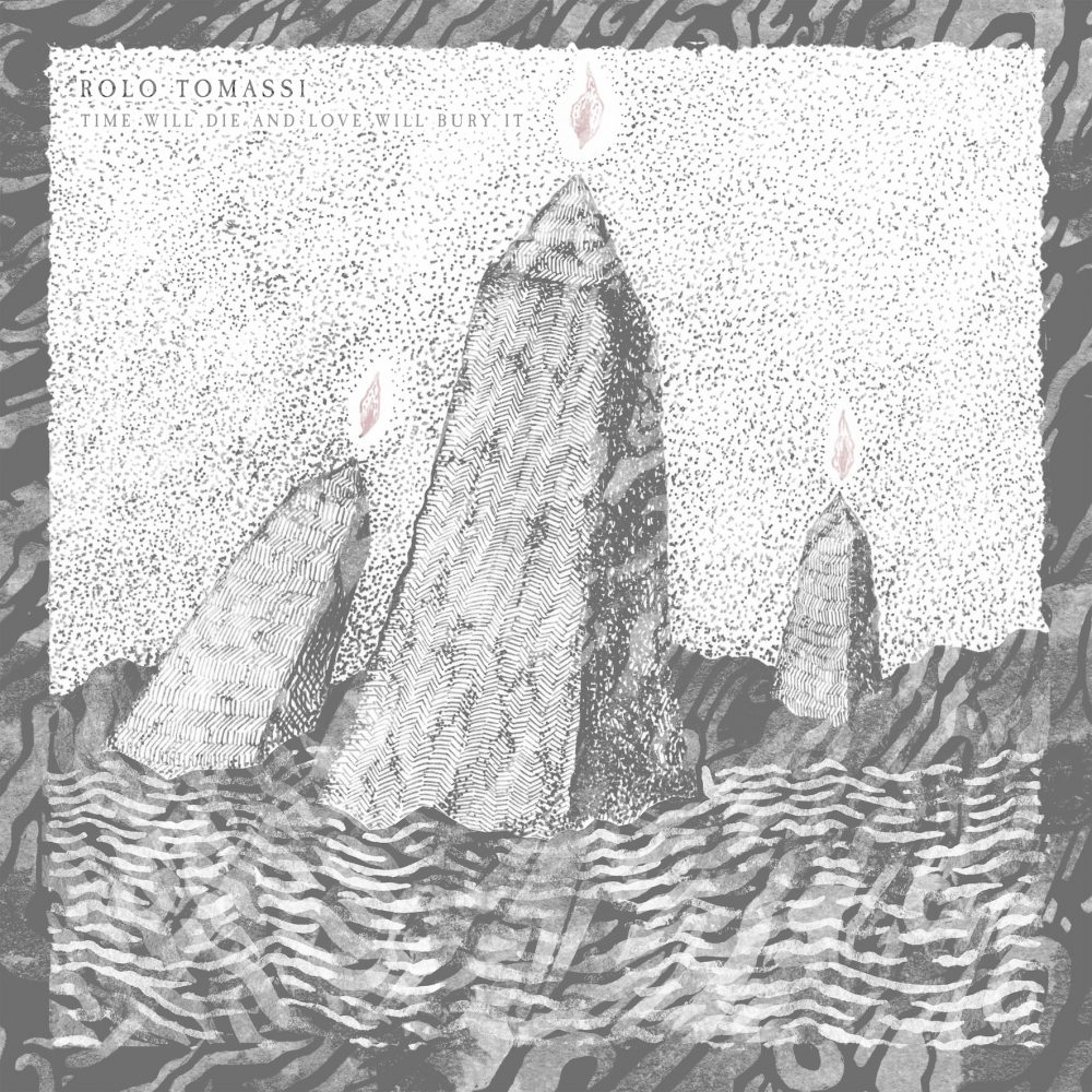 Image result for rolo tomassi - time will die and love will bury it