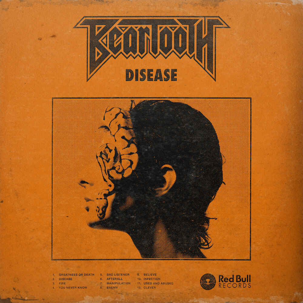 Beartooth - 'Disease'
