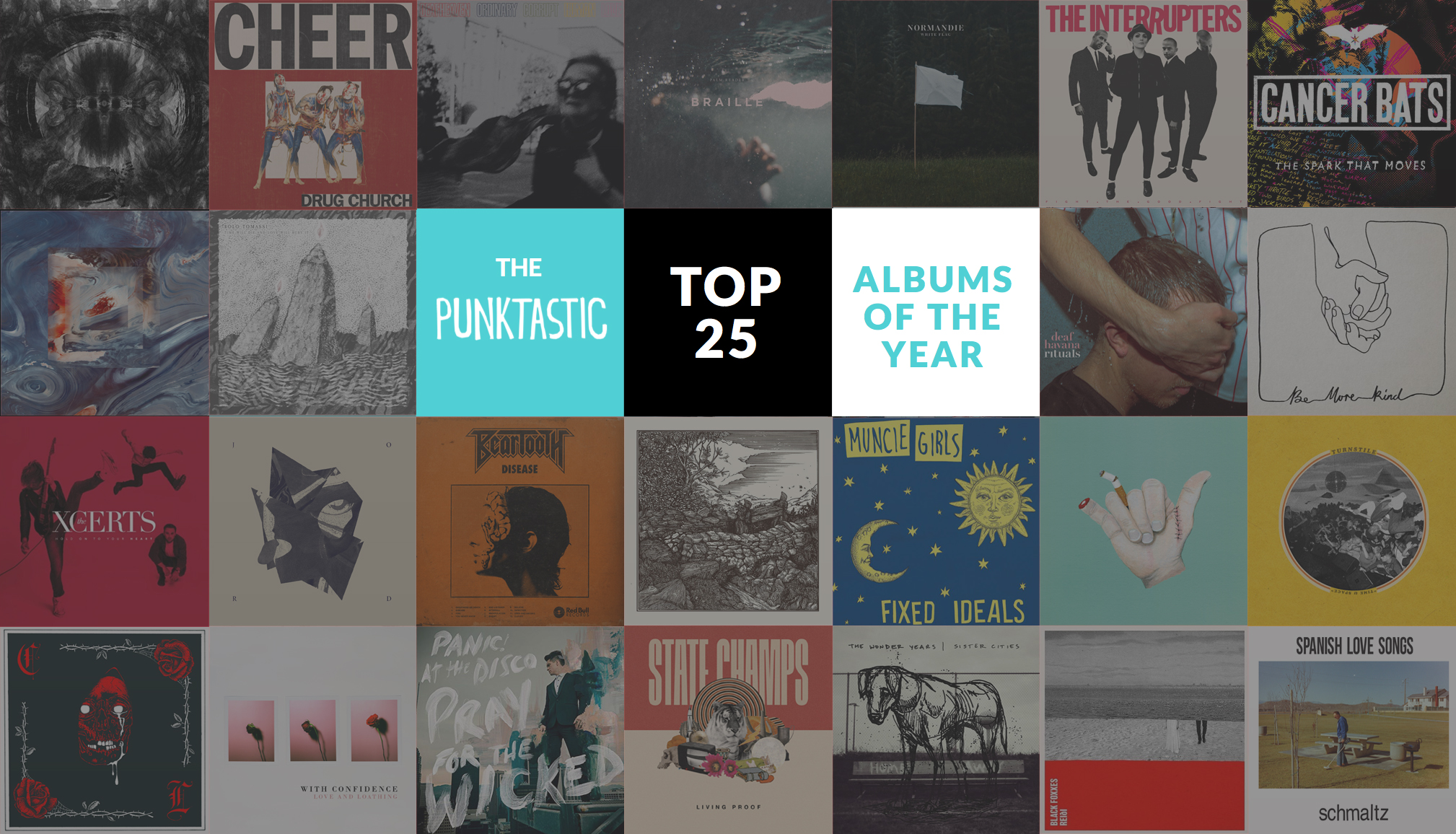 c531c58d023f Top 25 Albums of the Year
