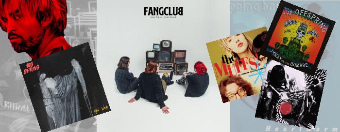 Mood Board : Fangclub