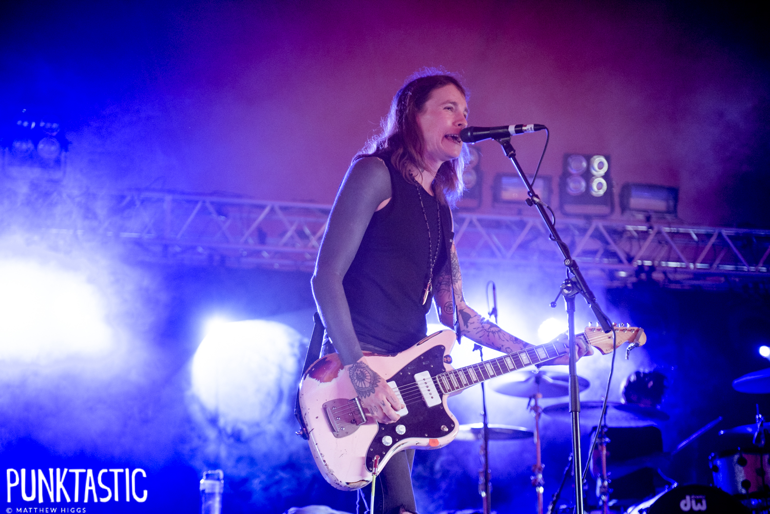 Laura Jane Grace & The Devouring Mothers - Leeds