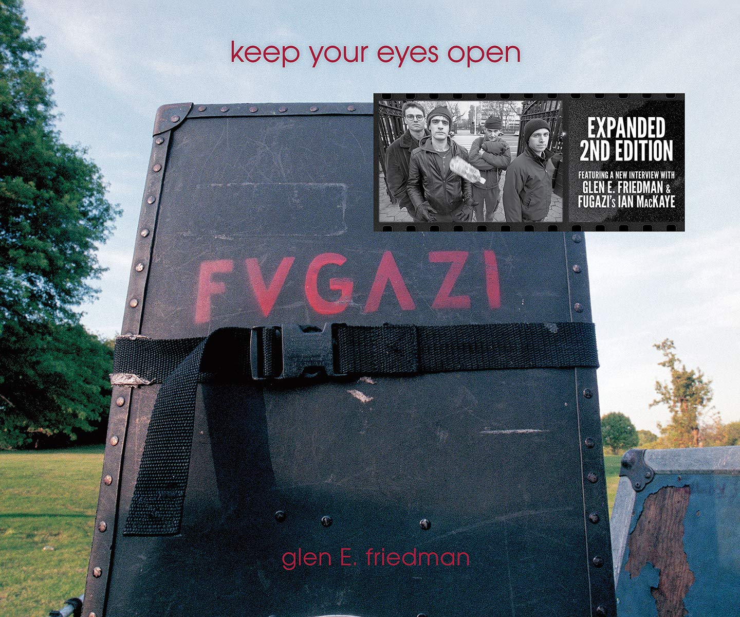 Fugazi: Keep Your Eyes Open
