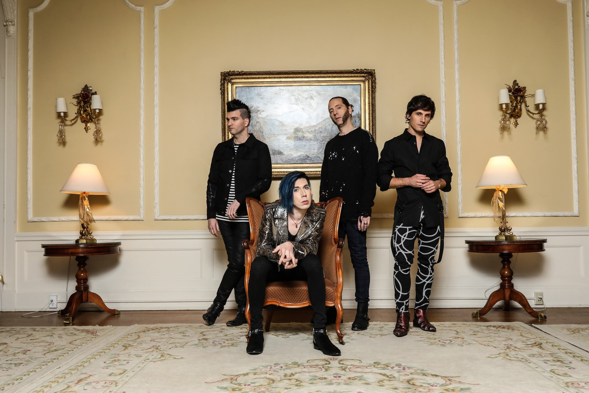 "Marianas Trench: ""You've got to just back off and let the mad genius work, you know?"""