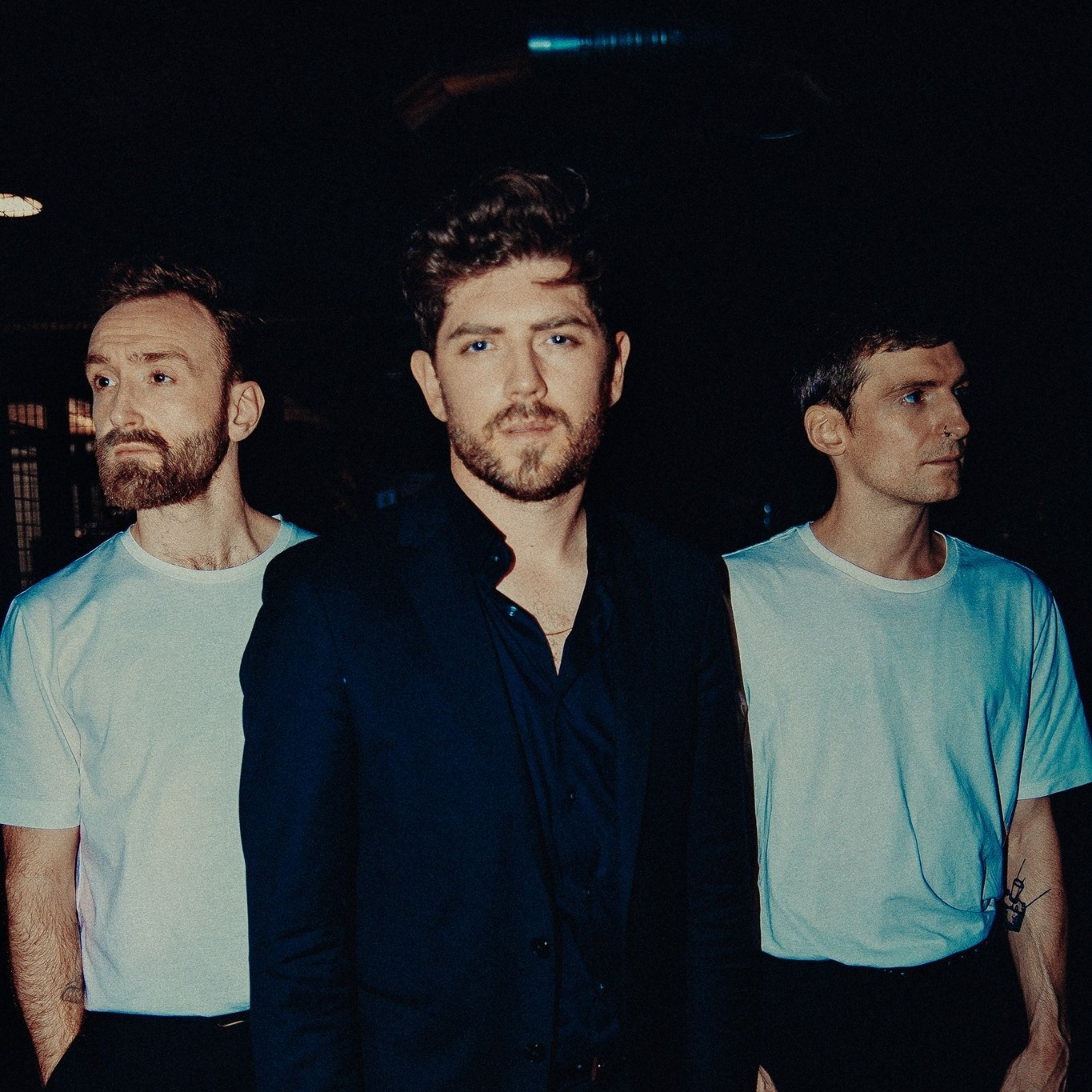 """TWIN ATLANTIC: """"Are we just releasing new music because it's what we've always done and it's just time? Or do we really have something to say?"""""""